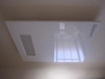 施工後  暖房乾燥換気扇へ交換